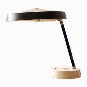 Mid-Century Schreibtischlampe von Hela