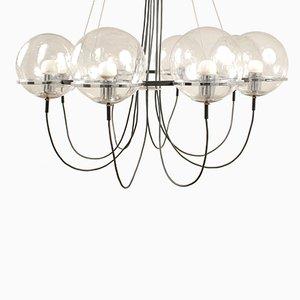 Lámpara de araña Saturnus vintage de Raak