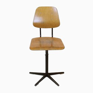 Swiss School Chair from Embru, 1960s