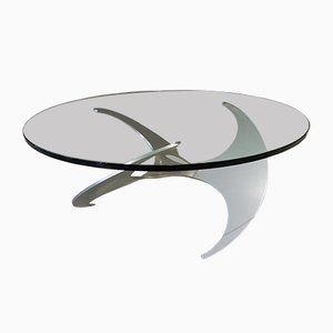 Mid-Century Model K9 Coffee Table by Knut Hesterberg for Ronald Schmitt