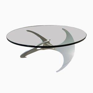 Table Basse Mid-Century Modèle K9 par Knut Hesterberg pour Ronald Schmitt