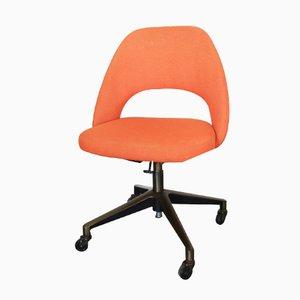 Chaise Executive Vintage Pivotante par Eero Saarinen pour Knoll, 1970s