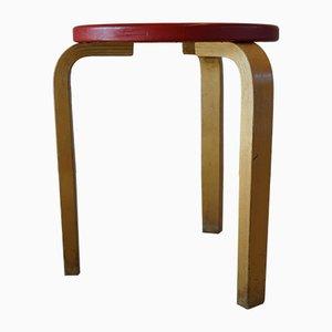 Tabouret Modèle 60 par Alvar Aalto pour Artek, 1950s