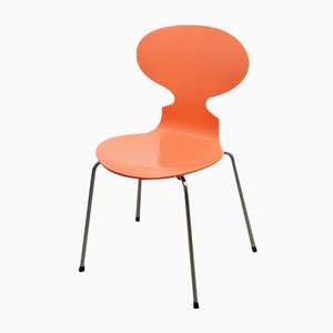 3101 Ant Chair in Peach by Arne Jacobsen for Fritz Hansen, 1990s