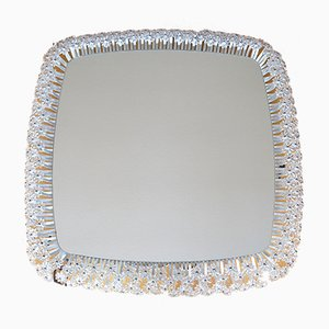 Mid-Century Mirror by Emil Stejnar for Rupert Nikoll, 1955