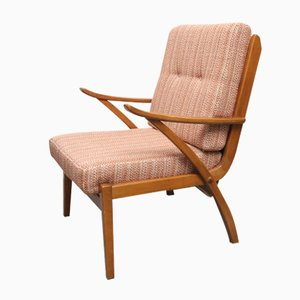 Old Rose Armchair, 1950s