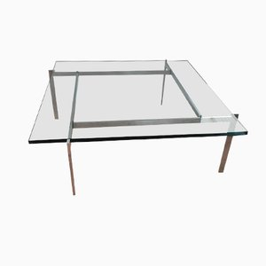 Table Basse PK 61 par Poul Kjaerholm pour Hold Christensen, 1956