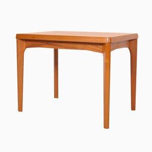 Vintage Danish Teak Side Table by Henning Kjaernulf for Vejle Stole Møbelfabrik
