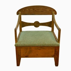 Verstellbarer Armlehnstuhl, 1920er