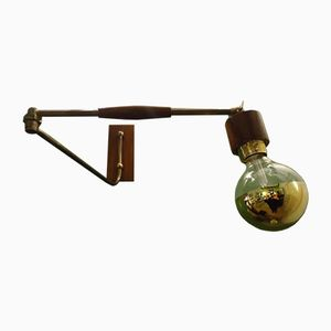 Horizontal Extendable Wall Light, 1970s
