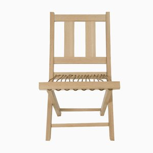 Tswana Folding Chair by Patty Johnson