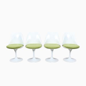 Sedie vintage di Eero Saarinen per Knoll, set di 4