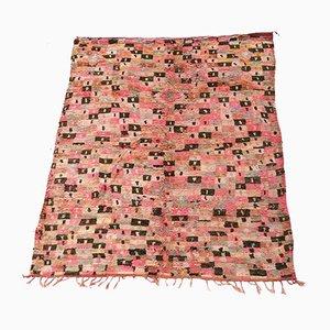 Vintage Moroccan Boujad Carpet, 1950s