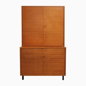 German Two-Part Sideboard in Teak, 1960s