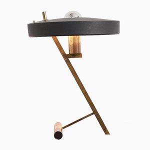Lampe de Bureau Vintage par L. Kalff pour Philips