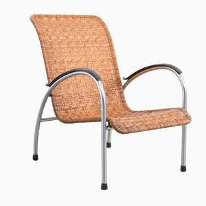 Vintage 404 Deck Chair by W.H. Gispen