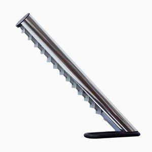 Lámpara fluorescente Raket sueca vintage de Göran Pehrson para Ateljé Lyktan