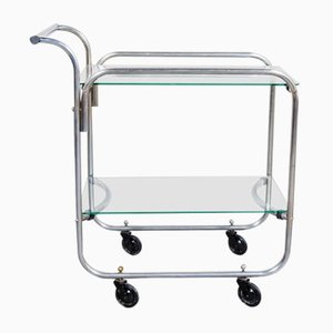 Art Deco Trolley by W.H.Gispen, 1930s