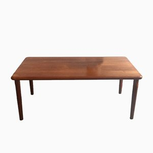 Mid-Century Danish Coffee Table by Grete Jalk for Glostrup