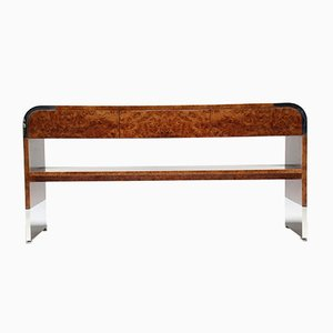 Table Vintage Console de Pace Collection, 1970s