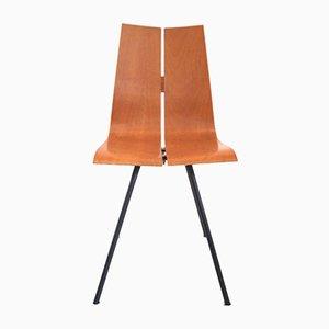 Hans Bellmann, Manufaktur Horgen-Glarus, Reihe von 24 Stühlen, 1970er
