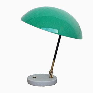 Lámpara de mesa italiana de Stilux Milano, 1950s