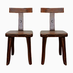 Vintage Chairs by Olavi Hanninen for Mikko Nupponen, Set of 2