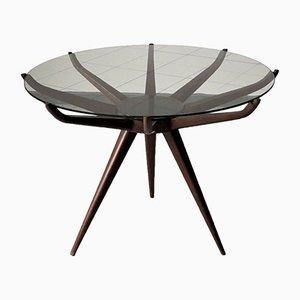 Tavolino da caffè di Carlo de Carli, anni '50