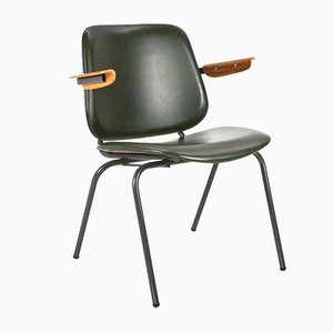 Mid-Century Easy Chair by Kho Liang Le for CAR Katwijk