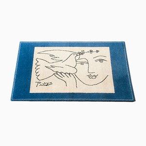 Pablo Picasso 'Le Visage de la Paix' Carpet from Desso, 1997