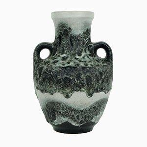 Vintage Lava Vase von Carstens, 1960er