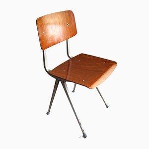Vintage Result Chair by Friso Kramer for Ahrend de Cirkel, 1960s