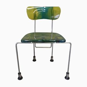 Broadway Chair by Gaetano Pesce for Bernini Italy, 1993