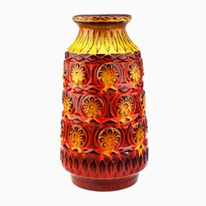 Vintage Floor Vase from Bay Kermik, 1960s