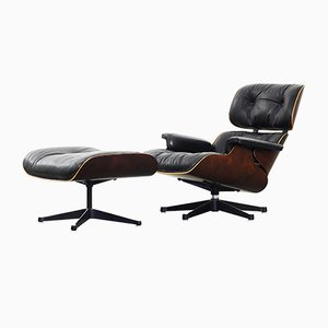 Lounge Chair by Charles & Ray Eames for Vitra, 1975