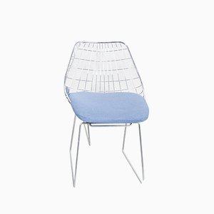 Chaise de Salon Wire SE05 par Cees Braakman pour Pastoe, 1950s
