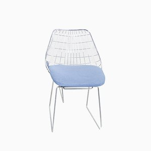 SE05 Wire Dining Chair by Cees Braakman for Pastoe, 1950s