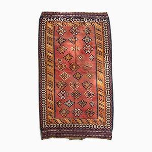 Handgeknüpfter orientalischer Kelim Teppich, 1950er