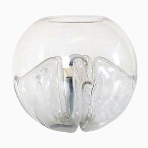 Mid-Century Nuphar Lampe von Toni Zuccheri für VeArt