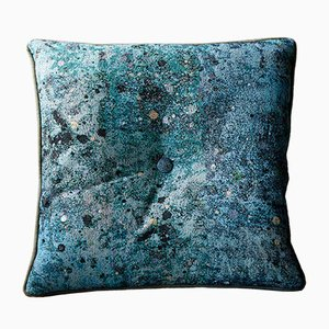 Tufted Square Tapestry Pillow from Martyn Thompson Studio