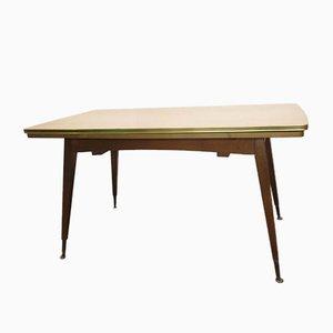 Table Vintage à Rallonge, 1950s