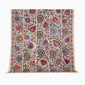 Large Vintage Uzbek Tapestry