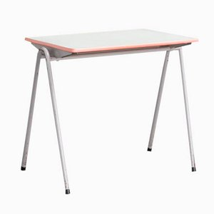 Mid-Century Industrial Children's Table by Willy Van Der Meeren