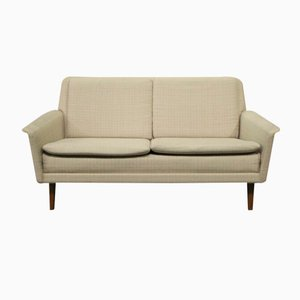 2-Seater DUX Sofa by Folke Ohlsson for Fritz Hansen, 1960s