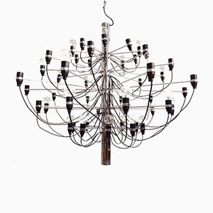 Mid-Century Model 2097 Chandelier by Gino Sarfatti for Arteluce