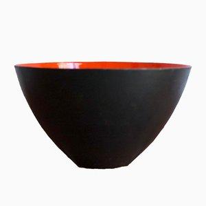 Mid-Century Krenit Bowl by Herbert Krenchel for Torben Orskov