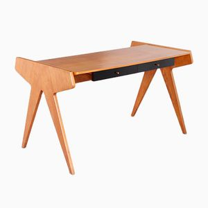 Cherry Desk by Helmut Magg for WK, 1950s