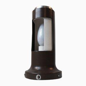 Lámpara de mesa modelo Contact minimalista de Peter Avondoglio para Fog & Morup, años 70