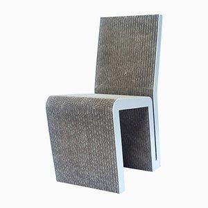 Sedia senza braccioli di Frank Gehry