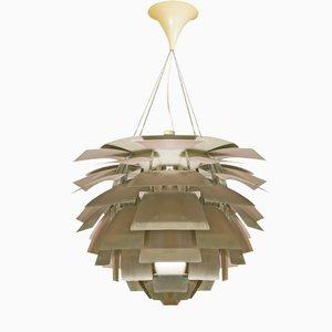 Lámpara de techo Artichoke grande de Poul Henningsen para Poulsen, 1958
